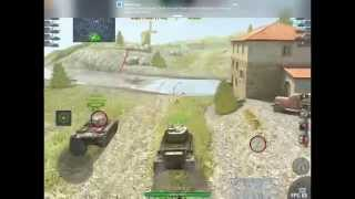 ELITE T-43 7 Kills WoT Blitz