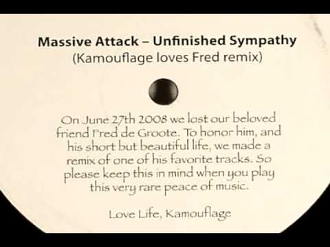 Massive attack - Unfinished sympathy (Kamouflage loves fred remix)