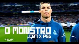 CRISTIANO RONALDO vs PSG | THE FURY | NEVER SUBESTIME A MONSTER- skills & goals