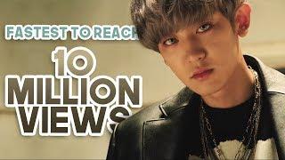 FASTEST KPOP GROUPS MUSIC VIDEOS TO REACH 10 MILLION VIEWS