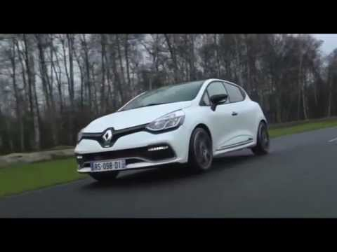 The limited-edition Renault Clio R.S. 220 EDC Trophy Preview   AutoMotoTV