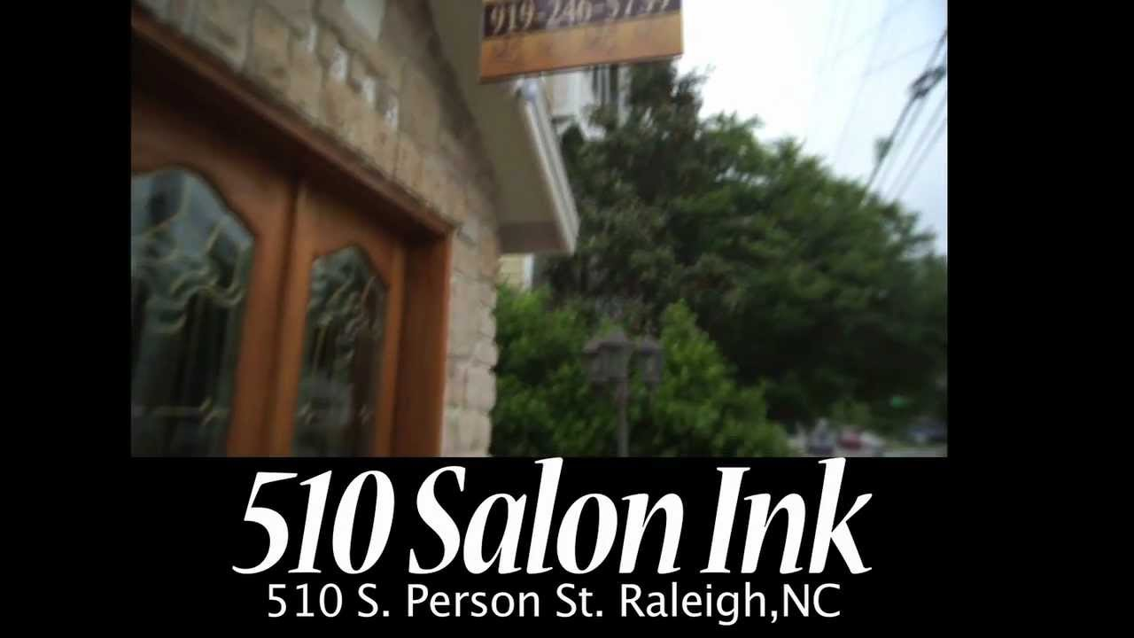 510 salon ink commercial youtube