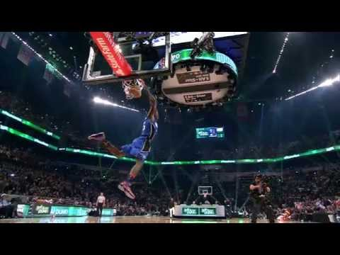 Victor Oladipo Converts The 360-reverse Dunk: 2015 Sprite Slam-dunk Contest video