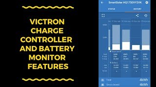 Victron Solar Charge Controller Features Explained