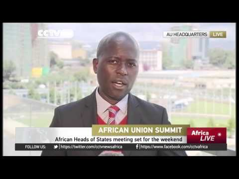 African leaders arrive in Addis Ababa for AU summit