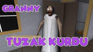 Granny Tuzak Kurdu ! / Granny Roblox