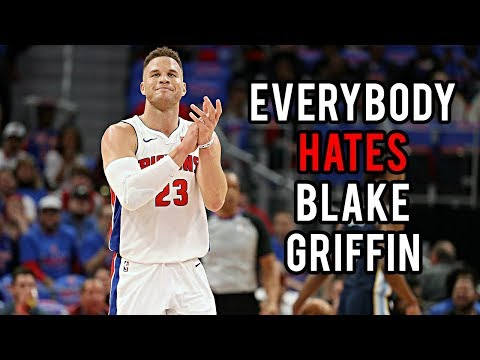 Everybody HATES Blake Griffin