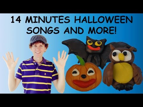 Halloween Kids Songs Collection 2 | 14 Minutes | Children, Kids, Learn English video
