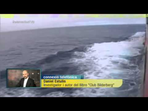 MH370 Malaysia Airlines Daniel Estulin Els Matins TV3 25 3 2014