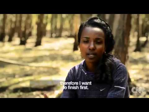 Tirunesh Dibaba - The greatest female distance runner ever ....