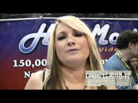 FLOWER TUCCI INTERVIEW FROM 2011 AEE EXPO - YouTube