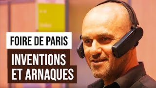 Foire de Paris : Bonimenteurs, Bricoleurs et  Concours Lépine