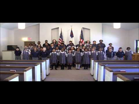 Life Center Academy Students Recite American Documents