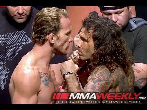 UFC on FX 4: Maynard vs. Guida Weigh-In Video