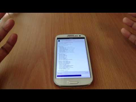 Samsung Galaxy S3 Multi Windows Synergy Rom How to install in T-Mobile Galaxy S3 T999