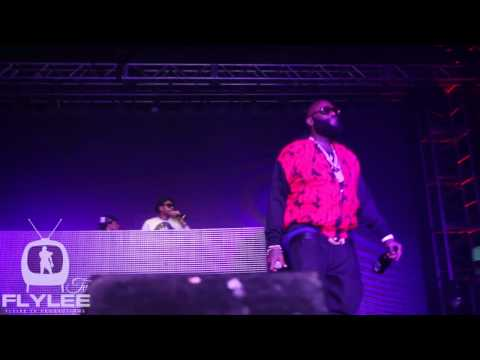 RICK ROSS Live at Echo Stage Extended .FEAT. Tracy T , Young Jade, Smokey Montana
