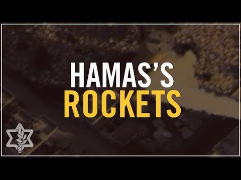 Hamas Fires Rockets from Civilian Areas in Gaza