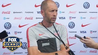 USMNT ready to take on Mexico in the Gold Cup final | FOX Soccer Tonight™