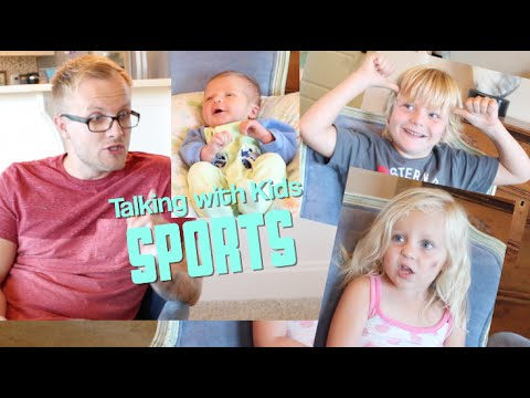 Talking with Kids: SPORTS
