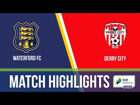 GW30: Waterford 1-1 Derry City