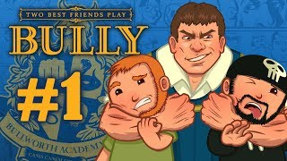 Two Best Friends Play Bully (Part 01)