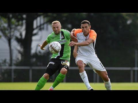 Shakhtar 0-2 Charleroi. Highlights (7/07/2017)