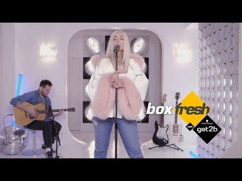 Bebe Rexha - No Broken Hearts | Box Fresh with got2b