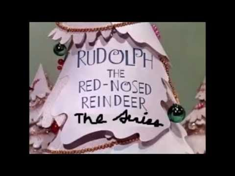 Rudolph the Red Nosed Reindeer The Series funding credits