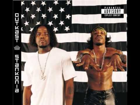Outkast - Gangsta Shit