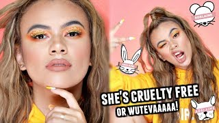 PRINCESS CROWN MAKEUP TUTORIAL! ...Using 100% ALL Cruelty Free Products!