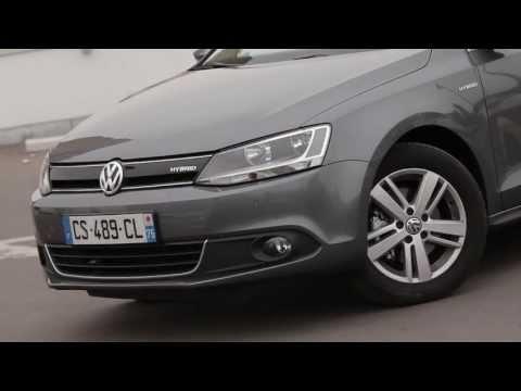 Essai Volkswagen Jetta Hybrid 2013