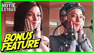 ALITA: BATTLE ANGEL | Behind the Scenes with WETA Featurette
