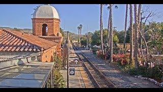 San Juan Capistrano, California USA - Cam of the Week | Virtual Railfan LIVE