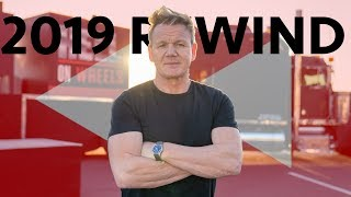 Gordon Ramsay's YouTube Rewind 2019