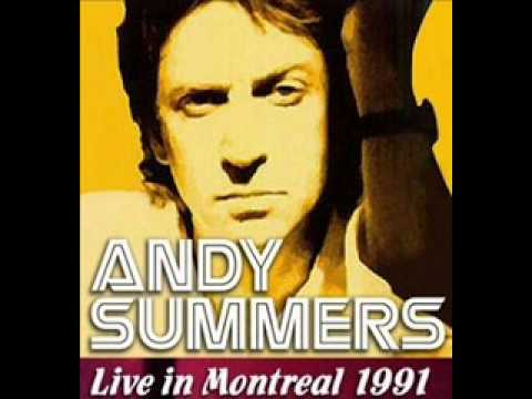 ANDY SUMMERS BAND - Mickey goes to Africa (Montreal