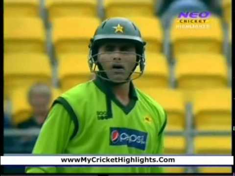 New Zealand vs Pakistan Cricket Highlights