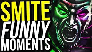 INSANE HERCULES BLINK TRICK! - SMITE FUNNY MOMENTS