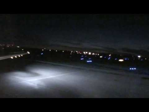 Excellent HD ERJ-145LR Landing at Dallas-Fort Worth International Airport!!!