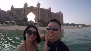 Dubai & Abu Dhabi - July 2016