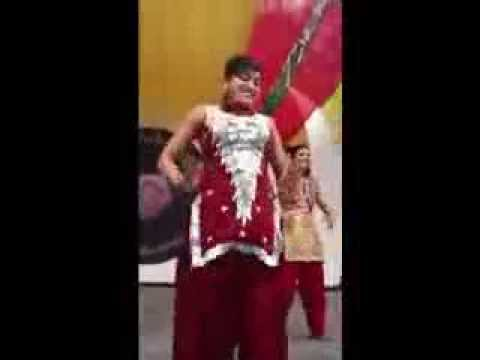 Mast punjabi fast dance with folk Indian punjabi song