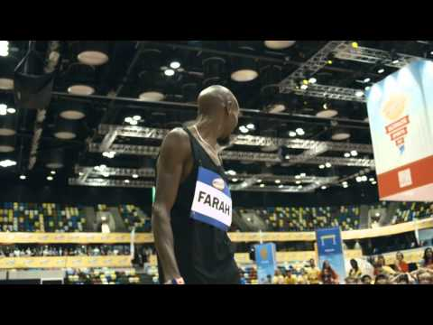 WEETABIX SPORTS DAY WITH MO FARAH AT THE OLYMPIC PARK