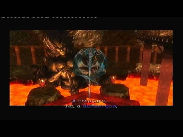 Let's Play Otogi Myth of Demons part 14 Water Spirit