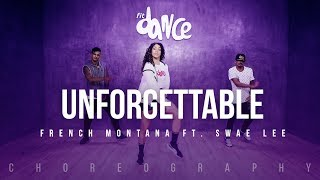 download lagu Unforgettable - French Montana  Ft. Swae Lee Choreography gratis