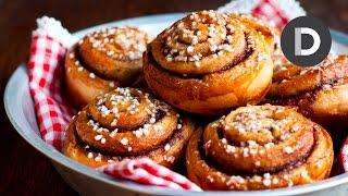 How to make Swedish Cinnamon Buns!