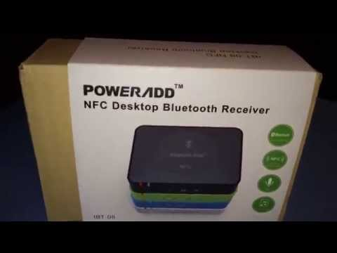 Review of PowerAdd Bluetooth receiver and Creative Bluetooth transmitter BT-D1