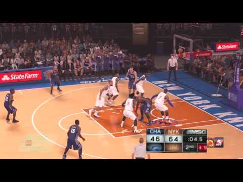 Nba 2k15 Carmelo Anthony 62 Points
