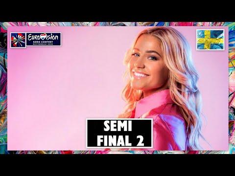 TOP 7 | SEMI FINAL 2 - MELODIFESTIVALEN 2020 | ESC 2020 SWEDEN