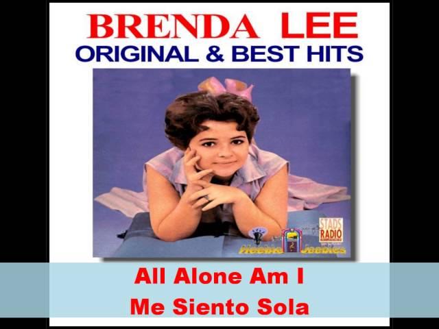 BRENDA LEE- 24 BEST & ORIGINAL HITS (1957--1963 ) FULL SONGS
