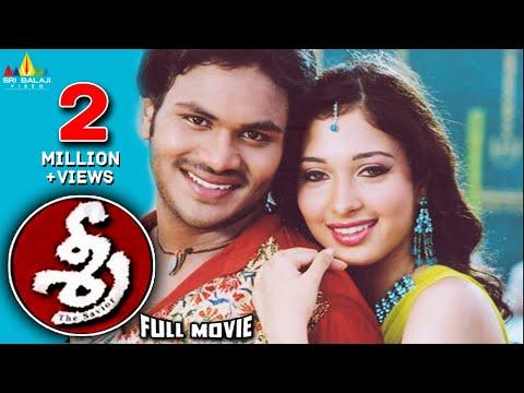 Sree Telugu Full Movie | Manoj Manchu, Tamannah | Sri Balaji Video