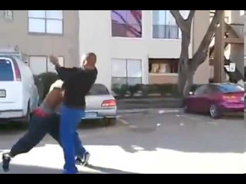 You Got 7 Seconds Gang Fight Hood Ghetto Brawl video